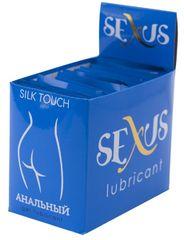 Набор из 50 пробников анальной гель-смазки Silk Touch Anal по 6 мл. каждый