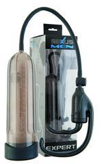 Помпа-массажер с удобным рычагом для откачки воздуха