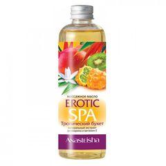 Массажное масло для тела  Erotic SPA Тропический букет  - 150 мл.