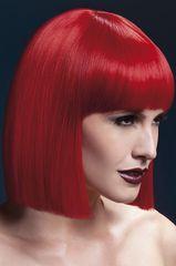 Красный парик Lola