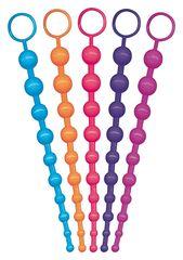 Анальные шарики-бусы Funky Bum - 30 см.