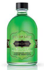 Масло для тела Oil Of Love Forbidden Apple с ароматом яблока - 100 мл.