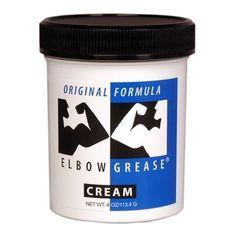 Жировая смазка Elbow Grease Regular - 118 мл.