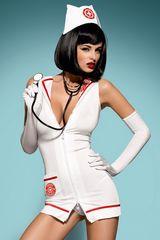 Костюм медсестры со стетоскопом