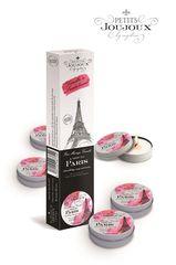 Набор из 5 свечей Petits Joujoux Paris с ароматом ванили и сандала