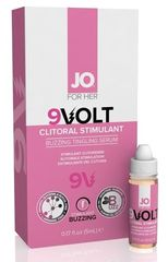 Возбуждающая сыворотка сильного действия JO Volt 9V - 5 мл.