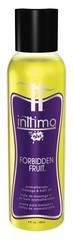 Масло для массажа Inttimo Forbiden Fruit с ароматом диких ягод - 120 мл.