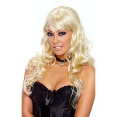 Кудрявый парик Luscious Blonde