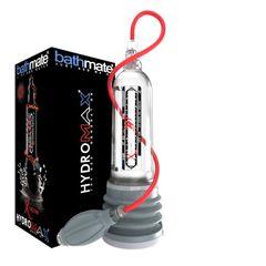 Гидропомпа Hydromax X50 Xtreme с прозрачной колбой