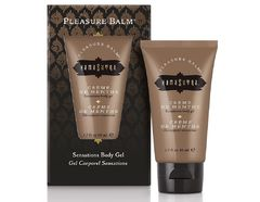 Гель Pleasure Balm Sensations CREME DE MENTHE с ароматом мяты - 50 мл.